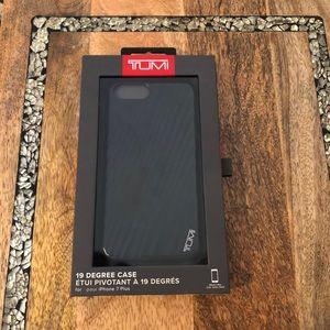 TUMI iPhone 7/8 Plus case NEW